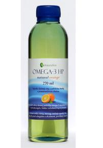 Omega 3 HP Natural pomeranč